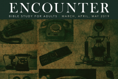 Encounter Student Cover_Spring 2019