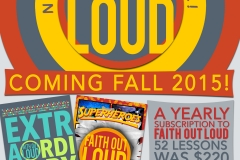 Faith Out Loud Ad 2015