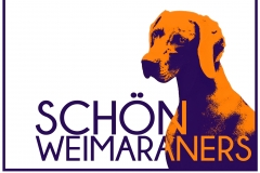 Schön Weimaraners.logo