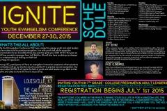YEC 2015 Ignite 11x17 Poster